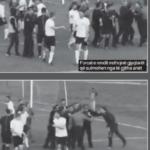 Penallti në fund të lojës, rrahin gjyqtarin në Tepelenë (foto)