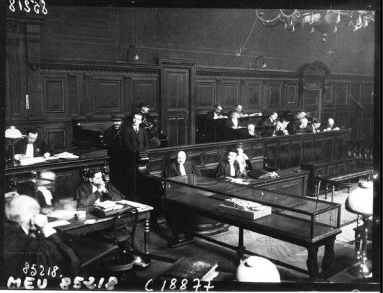 """Gazeta """"Le Matin"""", 1920: Si e shpjegoi në gjyq Avni Rustemi vrasjen e Esat Pashës"""
