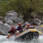 """Sport dhe turizëm, """"Rafting Vjosa Outdoor Sports"""" një histori suksesi në Përmet"""