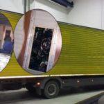 Kakavijë, kapet kamioni me 700 dengje kanabis (FOTO)