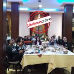 """Libohova mirëpret pilotët nga Ballkani, Kumbaro e Mandi në darkën e """"përzier"""" me futboll (FOTO)"""