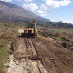 Libohovë-Bulo, nis sistemimi i rrugës së vjetër (FOTO)