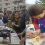 Si nikoqire libohovite, Mirela Kumbaro gatuan për përmetarët (FOTO)