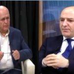 """""""Tigër kartoni"""", Bejko sulmon Tavon te televizioni i LSI-së, ndërhyn gazetari (VIDEO)"""