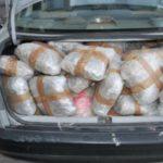 Kapen 110 kg drogë në aksin Kakavijë-Janinë, dy të arrestuar