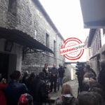 """""""Gjirokastra kryeqendër e turizmit"""", Kumbaro takohet me banorët në zonën muzeale"""