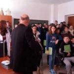 Dita Ndërkombëtare e Jetës së Egër, aktivitet sensibilizues në gjimnazin e Dervicianit