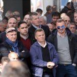 """Radha për """"dezhurn"""" te çadra, demokratët e Gjirokastrës të martën sërish në Tiranë"""