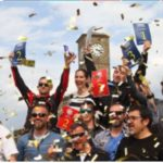 """Mbyllet """"Gjiro Open Air"""" në Gjirokastër, fitues parashutisti nga Kosova Ardall Celina"""