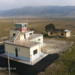 Dikur linja Gjirokastër-Romë, fillesat e aviacionit në Shqipëri