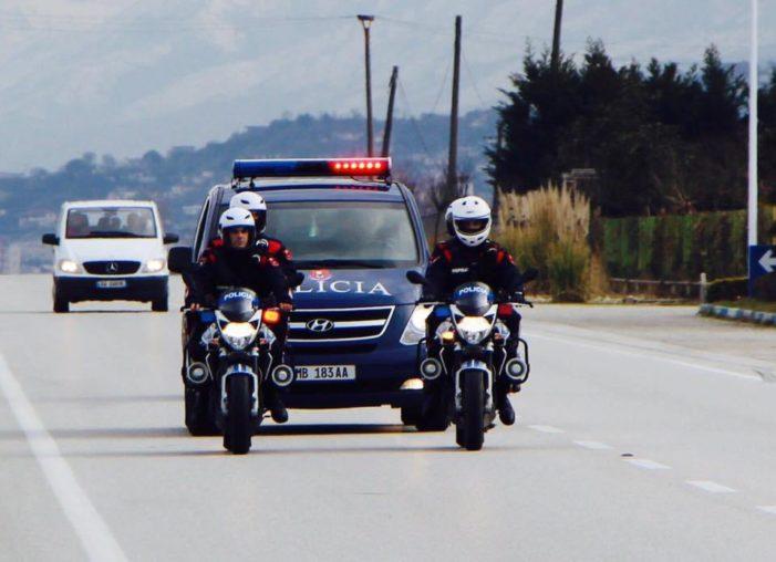 Me kallash dhe drogë, arrestohet një i ri në Gjirokastër