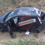 Aksidenti me dy viktima në Memaliaj, si përfundoi në kanal makina (FOTO)