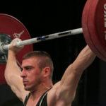 Daniel Godelli shpallet kampion i Europës në peshëngritje