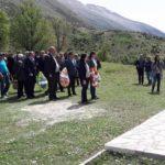Përkujtohet në Zagorie 73-vjetori i Brigadës së 8-të Sulmuese (FOTO)