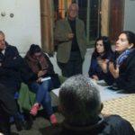 Ministrja Kumbaro takime me banorët në Suhë e Stegopul (FOTO)