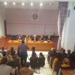 """Trashëgimia kulturore si motor zhvillimi, Kumbaro leksion të hapur në Universitetin """"Eqerem Çabej"""""""
