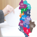 Harta e re elektorale për të gjithë qarqet, ja numri i deputetëve për Gjirokastrën