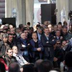 1 Maji mbledh sërish në çadër demokratët e Gjirokastrës