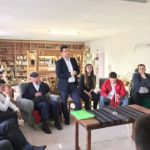 Zgjedhjet, Flamur Golemi vijon me takimet në Antigone (FOTO)