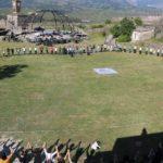 Dita e Europës, shihni çfarë bëjnë të rinjtë në Kalanë e Gjirokastrës (FOTO)