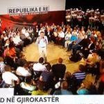 Basha hap fushatën në Gjirokastër, sjell të falat e Fugës për Roland Bejkon