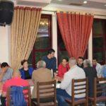 Zgjedhjet, Mirela Kumbaro e Flamur Golemi takim në Lazarat (FOTO)