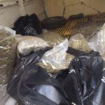 Kapet furgoni me 41 kg kanabis, arrestohet 56-vjeçari(FOTO)