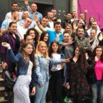 """Golemi e Çuçi takojnë të rinjtë e Gjirokastrës në Tiranë. Një gabim dhe një """"kunjë"""" për LSI-në (FOTO)"""