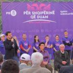 VIDEO/ Flamur Golemi hap fushatën në vendlindje: Nuk do t'ju tradhtoj kurrë!