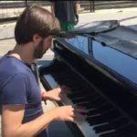 Dita e Europës, Kumbaro hipën pianon në Kalanë e Gjirokastrës (VIDEO)