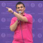 Flamur Golemi 'provokon' nga Zhulati: Ju tregoj pse demokratët do të votojnë PS-në (VIDEO)