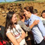 Kumbaro takime në fshatrat e Përmetit, nis investimi për urën në Pëllumbar