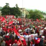 VIDEO Live, Ilir Meta në Gjirokastër në takimin elektoral të LSI-së