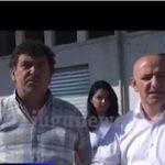 Roland Bejko: Nuk do lejojmë në Gjirokastër furgonat me mall nga Myzeqeja