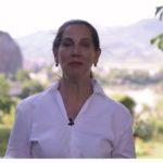 VIDEO/ Mirela Kumbaro ka një mesazh për libohovitët