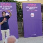"""Çuçi takim në """"Zinxhira"""": I japim fund punësimeve partiake që blejnë dinjitetin e njerezve"""