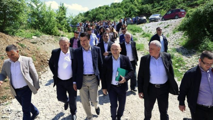 Proteta, PD: Nga Gjirokastra u nisën 2 mijë vetë