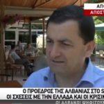 Deklarata skandaloze e Tavos për televizionin grek: Policia i bën presion minoritetit të votojë PS-në (VIDEO)