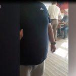 """Incident në lagjen """"Punëtore""""/ Gazetarja i bën presion drejtorit të OSHEE-së (VIDEO)"""