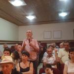 Dëgjesa publike, ja çfarë i thanë libohovitët Mirela Kumbaros (FOTO)