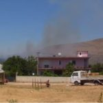 VIDEO/ Si shpëtuan nga flakët 20 shtëpitë e fshatit Asim Zeneli