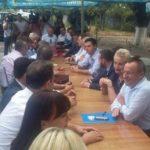 Basha në krah me deputetin e Gjirokastrës…paralajmëron opozitë të fortë (FOTO)