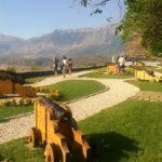 Reportazh / Me turistët e verës në kalanë e Argjirosë (FOTO)