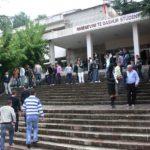 Universiteti i Gjirokastrës, më pak studentë edhe në fazën e dytë të aplikimeve. Disa degë drejt mbylljes