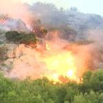 Digjen pyje dhe kullota në të gjithë Shqipërinë, një vatër zjarri edhe në fshatin Valare