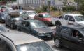 Bllokohet Kakavija, radhë të gjata automjetesh që presin në kufi
