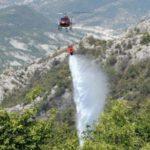 Në luftë me flakët, 4 vatra zjarri në qarkun Gjirokastër