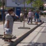 Kushte skandaloze, të presësh urban te 'Ura e Lumit' në Gjirokastër (VIDEO)