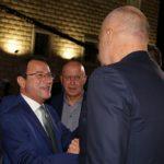 Ish-deputeti i Gjirokastrës tej mase i gëzuar nga takimi me Ramën (FOTO)