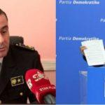 Aksidenti/ PD sulmon drejtorin e Policisë Gjirokastër: Lejoi ekspertim të makinës pasi e nxori nga servisi